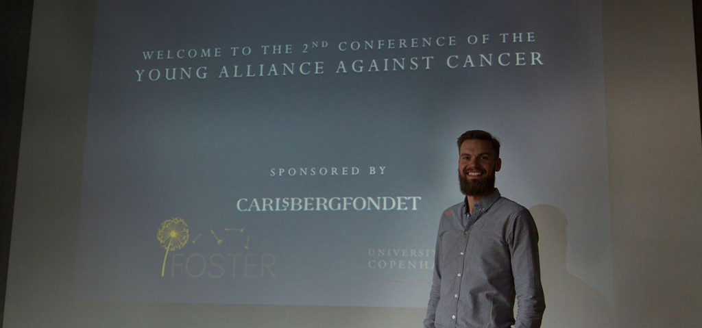 Young Alliance Against Cancer - Lars Rønn Olsen