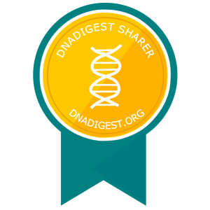Awarded for being part of DNADigest Delivered in multiple sizes and formats, place this proudly anywhere to show you were part of the DNA Digest campaign. We will also keep you in the loop of our activities through our newsletter.